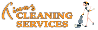 Logo Tina's Cleaning Service sticky